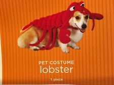 New listing New Lobster Dog Pet Halloween Costume Large 21 - 30 Lbs Animal 17 - 19 Inches