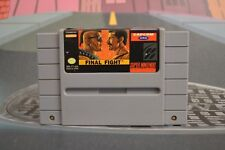FINAL FIGHT SUPER NINTENDO SNES NTSC USA COMBINED SHIPPING