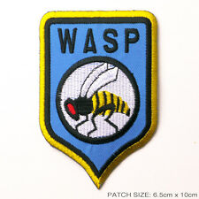 STINGRAY 'W.A.S.P.' Crew Patch / Logo, Gerry Anderson