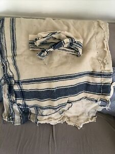 ancient wool cutter blanket