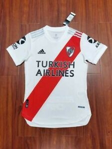 River Plate Adidas home Jersey player Version