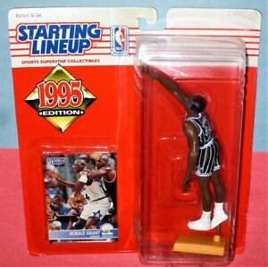 1995 HORACE GRANT 1st Orlando Magic Blue Goggles * FREE s/h * Starting Lineup