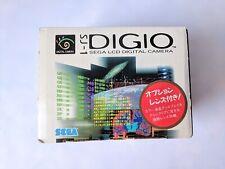 SEGA Digio LCD Digital Camera SJ-1 Japan HDC-0100 Mega Drive CIB and Working