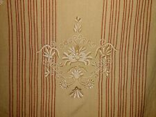 "GORGEOUS Michael Smith Cowtan & Tout Embroidered Fabric ""GRANADA"" 8-16 yds"