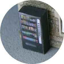 OO SCALE GAUGE FOOD SNACK VENDING MACHINE FOR HORNBY MODEL RAILWAY STATION