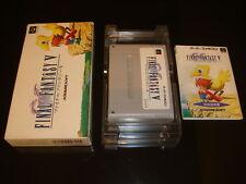 Final Fantasy V Nintendo Super Famicom Japan
