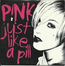 PINK Just like a Pill EDIT & JACKNIFE LEE MIX 2TRX Limited CARD SLEEVE CD Single