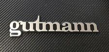 Peugeot Reproduction 205 Gutmann Rear Badge Large