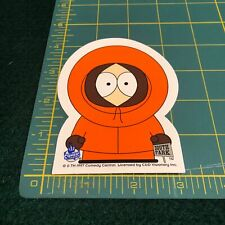 NEW Vintage South Park Kenny Character Comedy Central 1997 Sticker Decal