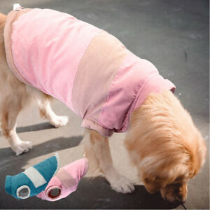 Dog Winter Coats for Large Dogs Warm Jacket Labrador Clothes Cold Weather Vest
