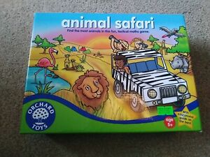 Animal Safari Game - Orchard Toys