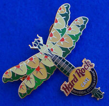 UNIVERSAL CITYWALK OSAKA *DRAGONFLY GUITAR SERIES* Hard Rock Cafe PIN LE