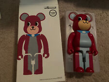 Be@Rbrick Dreaming Dog Modern Pez Pets 400 Bearbrick Authentic Open Box