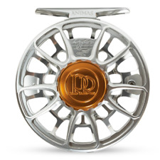 NEW 2019 ROSS ANIMAS #7/8 FLY REEL PLATINUM-USA MADE, IN STOCK- FREE US SHIPPING