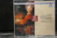 J.S. Bach - Brandenburg Concertos / Harnoncourt      2 CDs