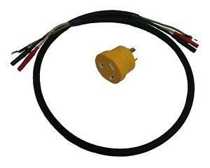 Honda Parallel Cable + 30amp RV Adapter EU1000i - EU2000i  Eu2200i HM Brand