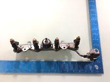 10 11 Honda Insight Hybrid 1.3L Engine Fuel Gas Injecter Injector Rail line R