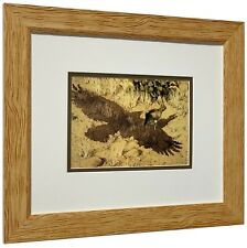 ESCAPE BY A HARE  Framed Art Print by BEV DOOLITTLE