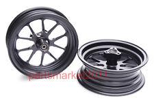 F2.75x10 R3.50x10 Aluminium Rims Disc Brake Hubs Honda Monkey Z50 Z50J Skyteam