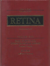 MEDICINE RETINA VISION OPHTHALMOLOGY EYE DISEASES SURGERY COMPLETE 3 VOLUMES