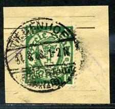 Danzig  Briefstück  Tiegenhof