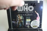 The Who - Live At Isle Of Wight, 1996 ,Music CD (NEW)