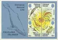 Timbres Faune marine Flore Falkland BF4 ** lot 15313