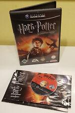 Harry Potter und der Feuerkelch (Nintendo GameCube, 2005, DVD-Box)