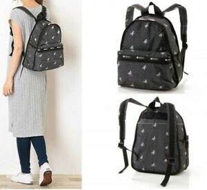 LeSportsac Japan Exclusive Backpack BASIC BACKPACK Ruban Mignon From Japan EMS