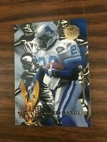 1995 Fleer Ultra Award Winner Insert  #4  Barry Sanders Detroit Lions NrMT