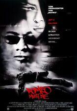 ROMEO MUST DIE - 2000 - Filmplakat - Jet Li Aaliyah - Poster