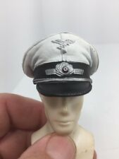 1/6 GERMAN LUFTWAFFE PILOTS CRUSHER CAP HAT WW2 Dragon BBI DID 21ST Century