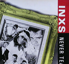 Inxs 1988 Never Tear Us Apart Original Promo Poster