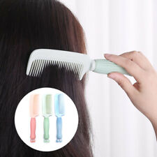 Girl Toddler Baby Safety Soft Care Brush Hair Scalps Comb kids cartoon girl