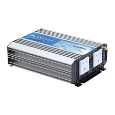 1000W 48V DC to 230V AC pure sine wave power inverter + wireless On/Off remote