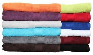 2 4 8  tlg Set Handtücher Badetücher Duschtücher Gästetücher 500g Baumwolle