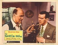 1957 MOVIE LOBBY CARD #4-1961 THE GREEN MAN - ALASTAIR SIM