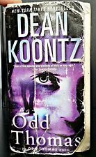 Dean Koontz's Odd Thomas Book in readable condition, Just asking 4 expense costs