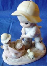 Precious Moments Nothing Can Dampen the Spirit of Caring #60386-4 Trumpet 1993
