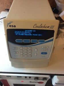 ESA Coulochem lll electrochemical detector