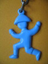 Porte-clés - 177 - Figurine - Cadet Roussel Bleu