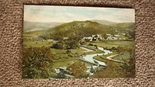OLD BRITISH POSTCARD c1900, VIEW OF MAENLWROG, LAKE COUNTRY ENGLAND