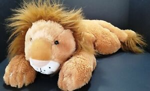 "Vintage Animal Alley Toys r Us Plush Lion Stuffed Animal - 27""  EUC"