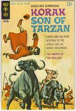 KORAK SON OF TARZAN  (DELL/GOLD KEY) #37 SEPT. 1970 - FN+  (6.5)