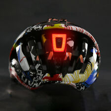rear LED tail bike lamp with high intensity red light, eco friendly and 5 modes