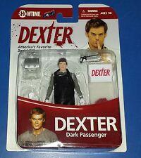 Dexter Morgan Dark Passenger Action Figure 3-3/4 inch Showtime Bif Bang Pow New