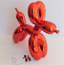 Jeff Koons(d'après)&Editions Studio(29cm/2kg)-Balloon Dog-Rabbit-Sculpture