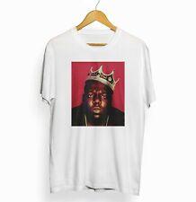 NOTORIOUS B.I.G. BIG T-shirt - Biggie Smalls Shirt NYC Hip Hop - XS S M L XL