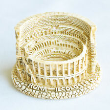 Miniature Roma Colosseum Model Figurine Italy Travel Gift Souvenir