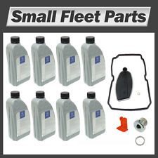 Sprinter Transmission Change Kit Fuchs Fluid Filter Gasket Dodge 4134 MB 236.14